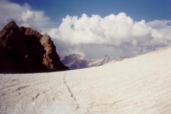 На перевале Гумачи