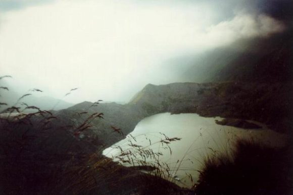 Горное озеро миф или реальность?