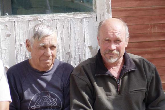 Юрий Саратов и Виктор Панченко