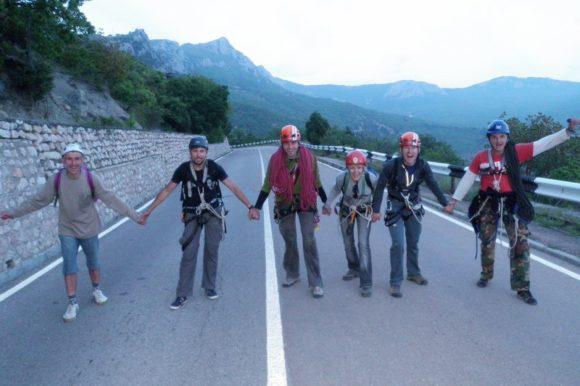 Крым 2010. Проект «Альпа»