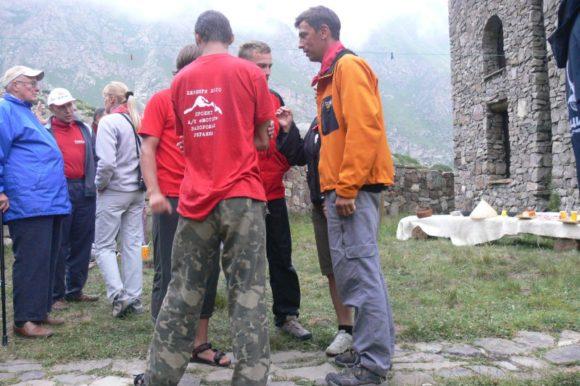 Легенда альпинизма Валерий Розов