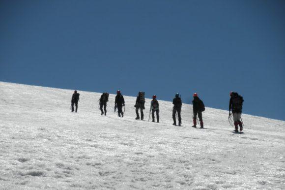 По ледникам Селлы