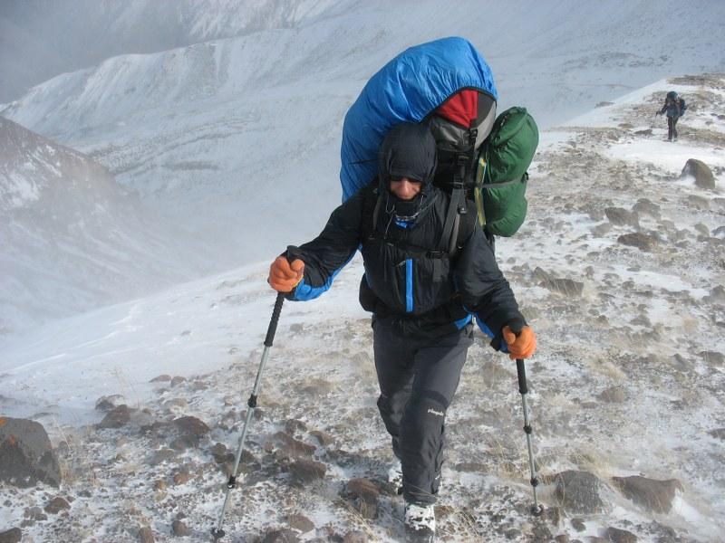 Редко какой альпинист доходит до вершины, особенно если она в тумане…