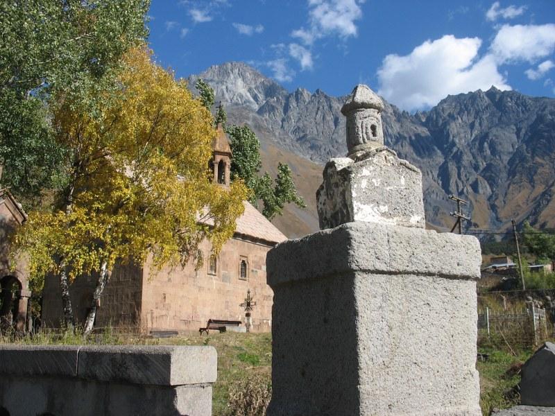 Все альпинисты вернулись домой, увозя в сердце немножко Грузии