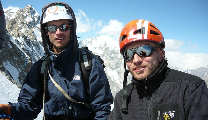 Куда уходят альпинисты?
