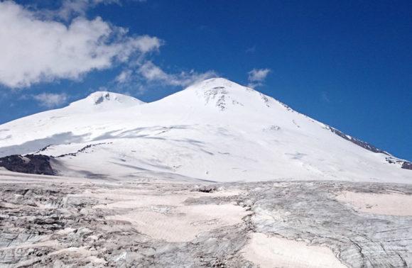Восхождение на Эльбрус. Как я перезимовала лето