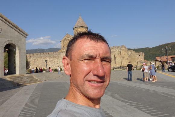 Восхождение на Казбек