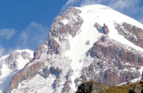 Восхождение на Казбек 5033 м в 2016 году