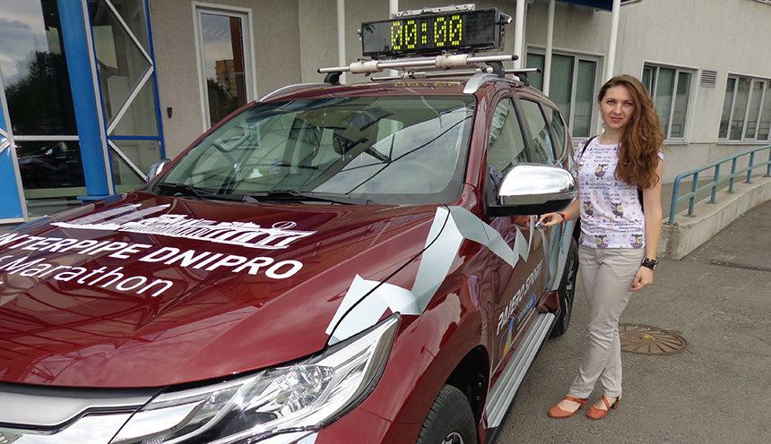 Dnipro Half Marathon глазами участника