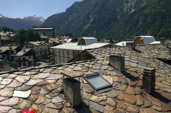 Крыши в Курмайоре